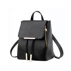 Бренд Realer рюкзак женский, довольно школьный рюкзак для подростков, школьные ранцы для девочек, высокого качества pu кожаный рюкзак, молодёжный рюкзак для девушки купить на AliExpress