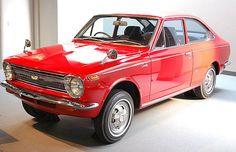 Then: 1968 Toyota Corolla Sprinter