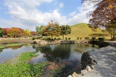 Les tombes royales de Gyeongju : Corée du Sud