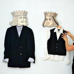 King & Queen Hooks