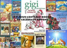 Elf on the Shelf Alternatives: Jesus centered books to celebrate advent