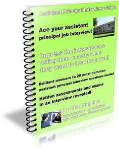 Assistant Principal Interview Guide
