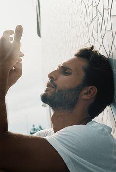 Dejan Obradovic- Male Model. Film Photography by Connor Langford.