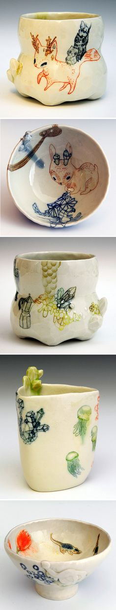 michelle summers pottery
