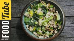 Probably the most popular salad of all time and DJ BBQ has a sweet and creamy recipe that comes straight from Planet Amazatron. Chicken basted with garlic an...