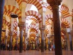 Mosque in Cordoba Spain