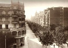 1929. Príncipe de Vergara esquina Goya.