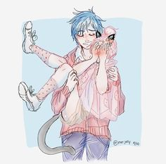 To me Dante and Kawaii~Chan we're cute in Minecraft Diaries but I don't like them together in Mystreet