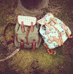 Want a backpack so bad!