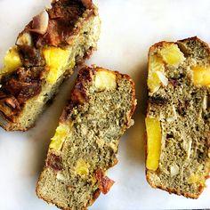 SunButter Pineapple Coconut Bread
