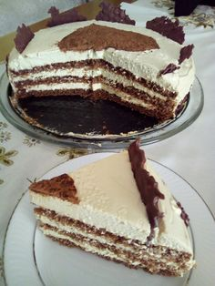 Sweets Cake, Cupcake Cakes, Greek Sweets, Cheesecake Cupcakes, Dessert Recipes, Desserts, Coffee Cake, Cheesecakes, Tiramisu