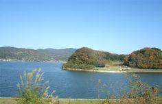 At Hamana-ko, 2009