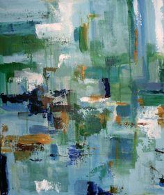 "Saatchi Art Artist Gia Gzhel; Painting, ""patch"" #art"