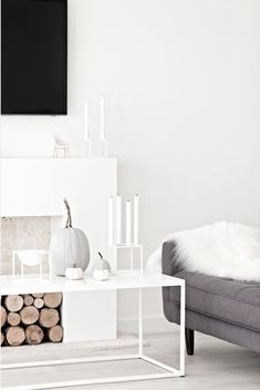 By Lassen Kubus Bowl & Kubus 4 & Kubus Line from Made Modern Modern Home Interior Design, Minimalist Interior, Minimalist Home, Minimalist Design, Scandinavian Living, Scandinavian Interior, Living Room Inspiration, Decorating Your Home, Fall Decorating