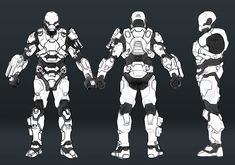 Character I made as the hero character for a game project I was a part of. I was responsible for all stages of the character creation including concepting, modeling, texturing, rendering and posing. Although the game project did not come to fruition I am Character Creation, Character Concept, Character Art, Character Design, Armor Concept, Weapon Concept Art, Science Fiction, Space Armor, Futuristic Armour