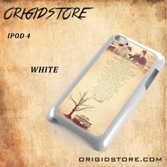 Supernatural Quotes For Ipod 4 Case Gift Present - Multiple Choice Material