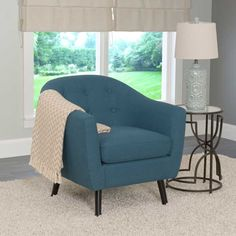 With a button tufted backrest and totally charming curves, the CorLiving Oliver Mid-Century Barrel Chair is the sort of cozy accent chair that will. Living Room Seating, Living Room Chairs, Tufted Accent Chair, Accent Chairs, Black Furniture, Cool Furniture, Furniture Outlet, Online Furniture, Buy Chair