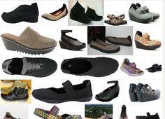 OZ has an incredible shoe selection