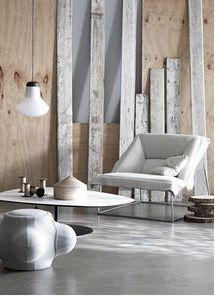 #Styling #Interiors #Lifestyle #LaraHutton #SamMcAdam #Neutrals #White Modern Interior Design Rustic