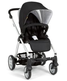 Sola Pushchair - Black