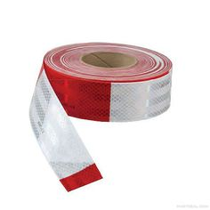 """3 Inch Reflective Tape from Truck-Lite for Trucks and Trailors - 3"""" x 150' 98102"""