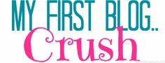My First Blog Crush {Your Favorite Bloggers Share Their Blog Inspiration} #bloginspiration #firstblogcrush www.chasethestar.net