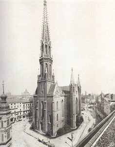 Berlin, Max Missmann, Petrikirche, 1904.