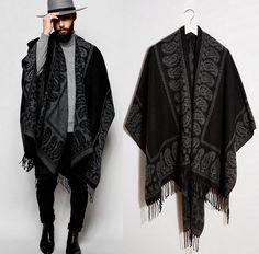 62 Ideas for style boho men Bohemian Style Men, Bohemian Mode, Boho Chic, Fashion Mode, Boho Fashion, Mens Fashion, Steampunk Fashion, Gothic Fashion, Moda Indie