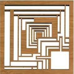 Frank Lloyd Wright Ennis Block Trivet – Chicago Architecture Foundation Shop