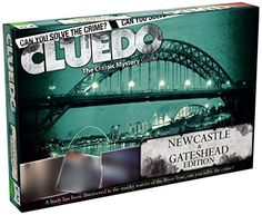 Cluedo Newcastle and Gateshead Gameboard No description (Barcode EAN = 0785924972007). http://www.comparestoreprices.co.uk/december-2016-3/cluedo-newcastle-and-gateshead-gameboard.asp