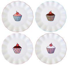 Mainstays  Piece Kitchen Set Cupcake