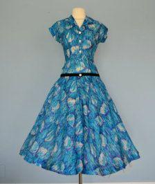 Vintage Bridesmaids Dresses: Long, Short, Tea Length