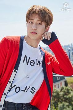 Jin Jin ASTRO 'Dream' part. 1  Concept photos
