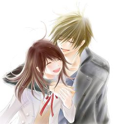 I just love dengeki daisy Art Vampire, Vampire Knight, Art Manga, Manga Anime, Art Adventure Time, Cosplay Steampunk, Dengeki Daisy Manga, Creative Wedding Cakes, Ouran Host Club