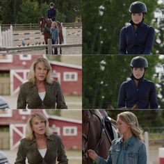 Enlarge image to see full image Alisha Newton, I Cant Do This, New Trainers, Amber Marshall, Create Image, Heartland, Blame, Training, Fan