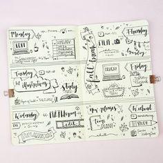 BULLET JOURNAL VIDEOS ARE BACKKK  This one's super doodley, it's linked in the bio ✌ . . . #planning #planner #plannerlove #plannercommunity #plannernerd #planneraddict #plannergeek #plannergoodies #plannersupplies #studentplanner #schoolplanner #stationery #bujo #bujocommunity #bulletjournal #bulletjournaling #collegeplanner #doodles