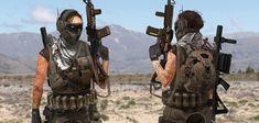 ArtStation - Mercenary concept , Tyler Ryan