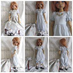 OOAK Handmade MSD BJD Outfit for Kaye Wiggs by JoyceEllenCreations...on ebay!