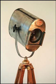 Vintage set lighting