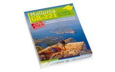 Mallorca Wanderkarte Fernwanderweg GR-221