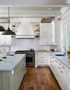 pantone autumn maple | pantone and kitchens