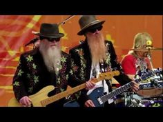 """LIVE!!! ZZ Top   """"Waitin' for the Bus""""/Jesus Just Left Chicago """" 2010"""