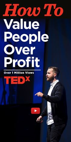 How To Value People Over Profit