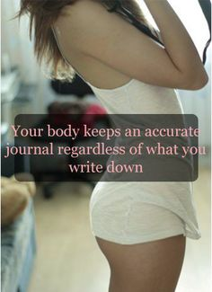 This is why we all should keep a journal of what we eat. Especially if you are in a fitness or personal training program!   http://neworleansbootcamp.com
