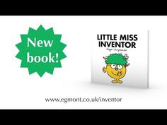 A Challenge for Little Miss Inventor! Meet the newest Little Miss in town. - YouTube