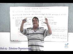 Estruturas Organizacionais - Parte 4 - Professor Luis Octavio - www.prof...