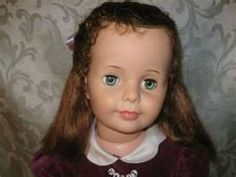 Patti Playpal Doll Ideal Vintage Spit Curl G-35 Auburn Brown Hair Grn ...      www.hydroponicsonline.com