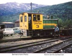 Skagway Alaska Gold Rush North America Trains Train