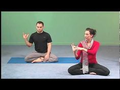Langhana: Yoga Practice for Calming Energetic Effect-- for pacifying vata doshas-- was this made for me? ;-)