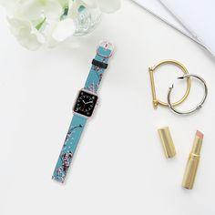 Cherry blossom .Sakura - Saffiano Leather Watch Band     #cherryblossom , #cherrytree , #sakura , #nature , #floral , #photography ,  #watchband  #applewatchband #applewatch #casetify